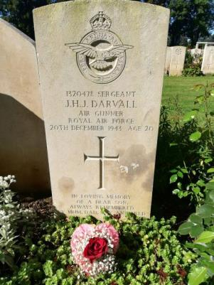Joseph Henry James Darvall, Sergeant