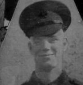 Stanley Buckley, Service no 2666373 Cold Stream Guards