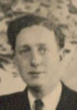 Ian Garbutt Hatton, Sub Lieut RNVR - HMS Indefatigable 18 Feb 1946