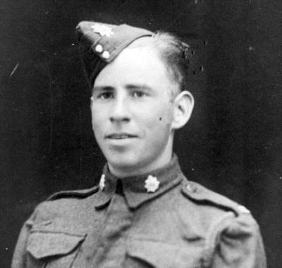 Bernard Hackett, Driver 903 Motor Bde Royal Army Service Corps died 1942