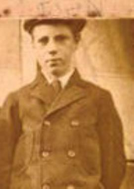 John Gage, Private 41161 of the Royal Scots