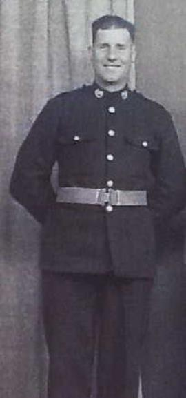 Frederick (aka) Harry Ankers, Royal Marines