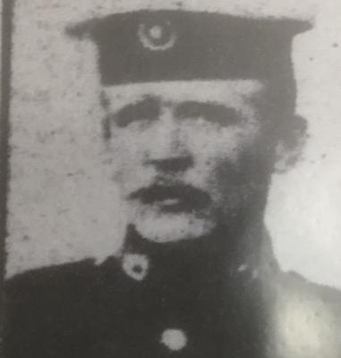 Horace Bernard Webb, Lance Corporal, Portsmouth Bat, R.M.L.I.