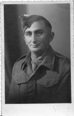 James Richard Batson, Rifleman, Rifle Brigade, 1st Battalion, C.Company