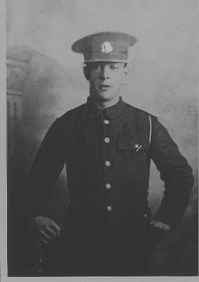 William George Faulkner, Private service number L/14081