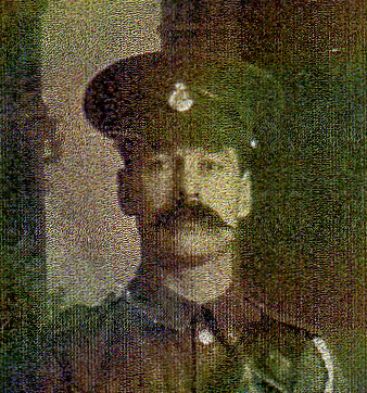 Alfred  Isaac Bishop, Private, Seaforth Highlanders