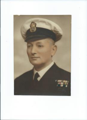 John Cecil Pearce, Royal Navy WW1  Royal Australian Navy WW2  /  C.E.R.A