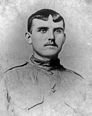 James Paterson, Gunner No 279570 then Staff Sergeant