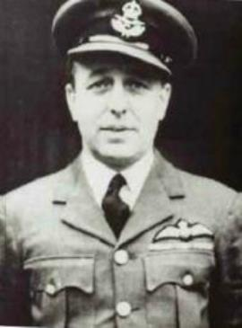 Wilson Hodgson  Charlton, RAF Squadron Leader
