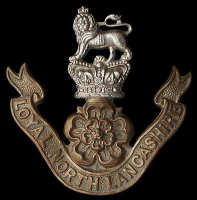 Edward Murphy, Loyal North Lancashire Regiment. Private