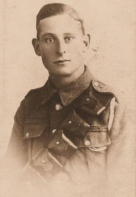George Luther Houghton, Driver RFA - Horse Battery