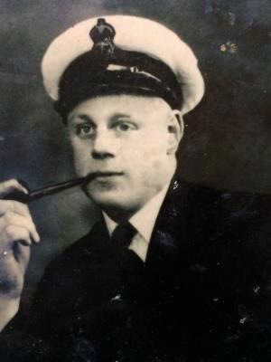 Henry  Pettey, Royal Navy