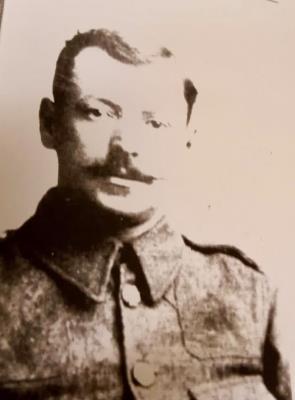 Joseph Pickering, Private   Killed 1914
