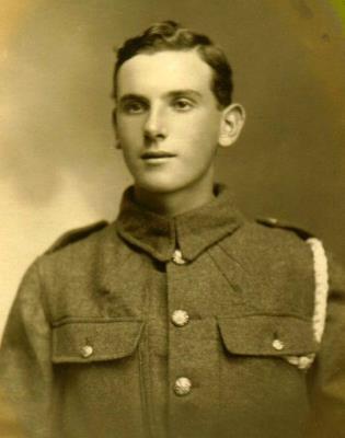 Harold Dixon, Lance Corporal 18/970. Durham Light Infantry.