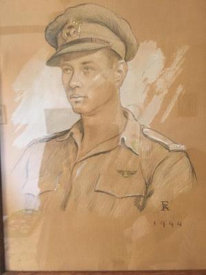 Leonard Nolan Pretorius, 23 Squadron. South Africa