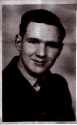 """Kenneth """"John"""" Cresswell, Flt Sergeant  - 1609239 - 57 Sqdn Lancaster"""
