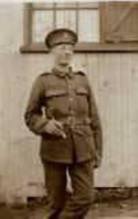 Ralph Augustus Taylor Louttit, Royal Garrison Artillery Reg.No.368293