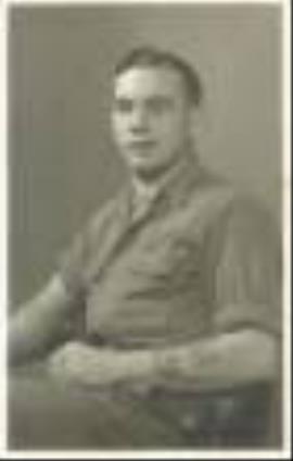 Leonard John Harris, 3960701 Welch Regiment