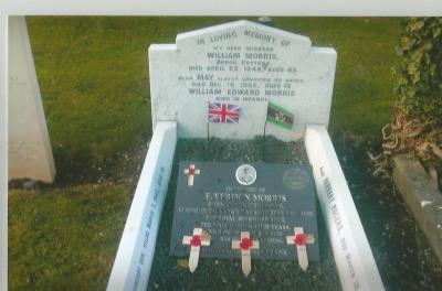 Herbert Rogers, 139 Brigade 2/5 Leicester Regiment  Service No 5389003
