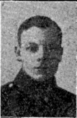 Percival Oscar Ackroyd, Pvts, 2nd/4th Bn., Duke of Wellington's (West Riding Regiment)