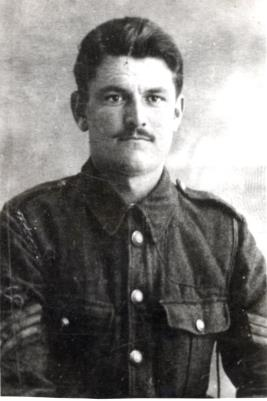 Roper Henry Whitrod, 2nd lt Kings Liverpool Regiment
