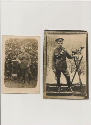 William Henry Gooch, Private. Lancashire Hussars Yeomanry and Kings Liverpool Regiment, 5th Battalion.