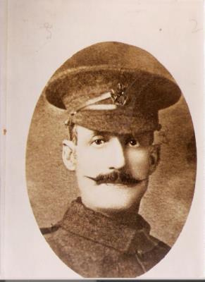 John William Shrigley, Served in Peshawar, and WW1 based in Preston Barracks.