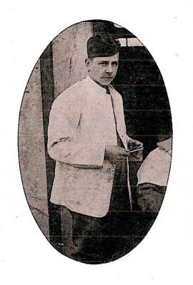 John McPhee,   Private Cameronians (Scottish Rifles)