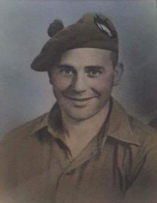 Joseph Edward Jones, Private, Gordon Highlanders regiment