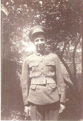 John Rixon, Rifleman