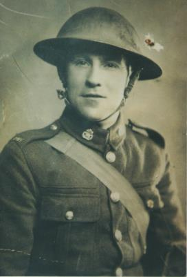 John Christopher Byrne, Corporal 56th Recce
