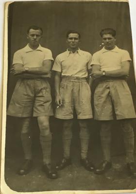 George Gardiner, Gunner 178 Field Regiment