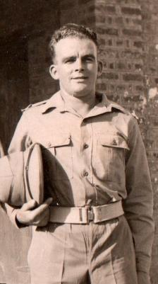 Phillip Parkinson, Corporal  28 th Army Brigade