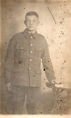 Joseph Taylor, Private