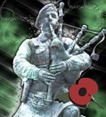 James  Carmichael, 21340 Temp Lieutenant: 13th Bn Scottish Rifles: