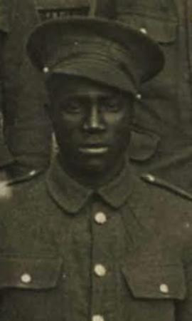 Lionel Fitzherbert Turpin, Rifleman, King's Royal Rifles