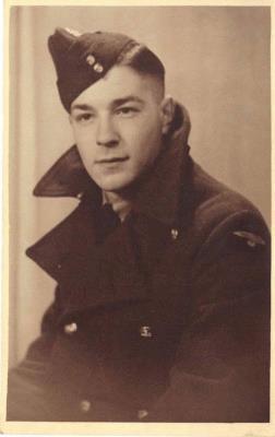 Bill Small, RAF