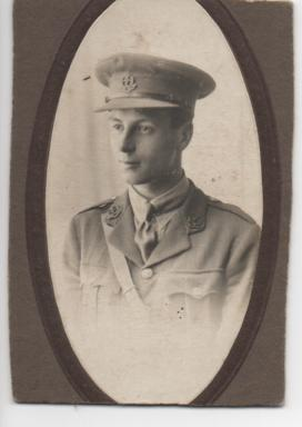 Charles Horace Larkins, 2nd Lt PS/2087