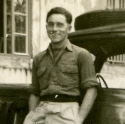 Ken Ayres, Sergeant