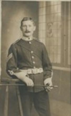 Ralph Edward Sunners, Sergeant, 2nd. Bn. Wiltshire Regiment,
