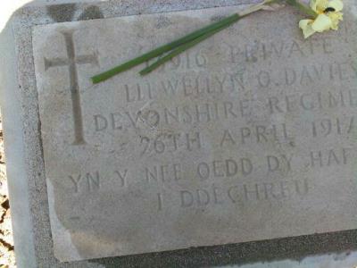 Llewellyn Davies, Private