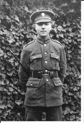 Ernest Payne, Rifleman