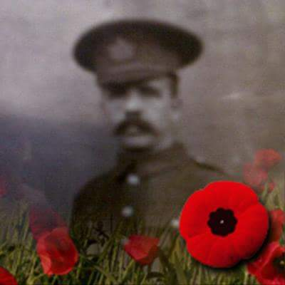 Harry Crates, 1st Battalion Royal Glosters