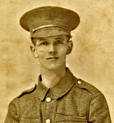Charles Shufflebotham, Private, North Staffordshire Regiment 1st/5th Bn