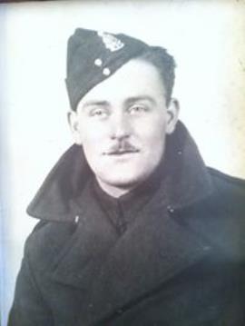 Alfred  Farmer, Private, BEF, Royal Army Ordnance Corp, 14th Army Field Workshop