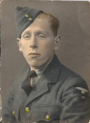 George Fish, RAF Cpl