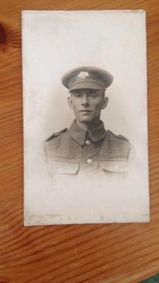 James Foskett, Lincolnshire Regiment