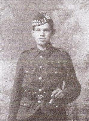 Charles Stewart, Pioneer, Royal Engineers