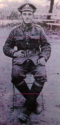 Frederick James Harriss, Sapper, Royal Engineers
