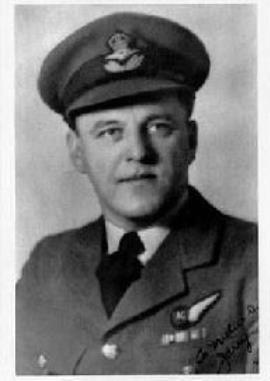 Gerald E Geeves, No. 405 (RCAF) Pathfinder Sqdn, Bomber Command, Airgunner